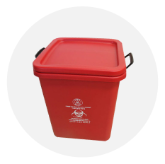 Secure Medical Waste Containers