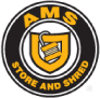 AMS store and Shred Logo