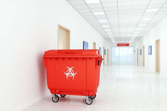 The Different Types of Medical Waste