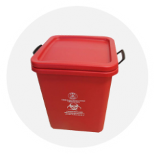 Secure-Medical-Waste-Containers